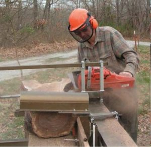 Portable Sawmill Safety