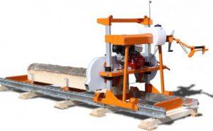 Norwood LumberLite ML26 portable sawmill