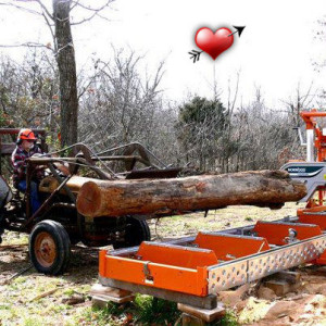 Show Your Portable Sawmill Some Love