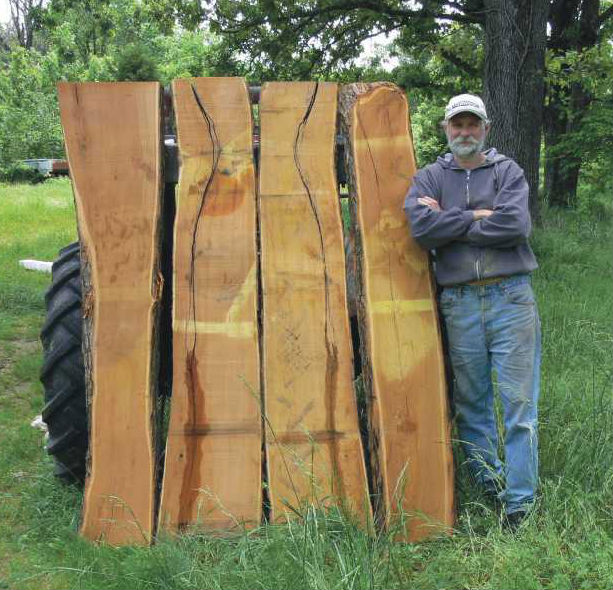 Top Ten Reasons For Owning A Portable Bandsaw Mill Trees