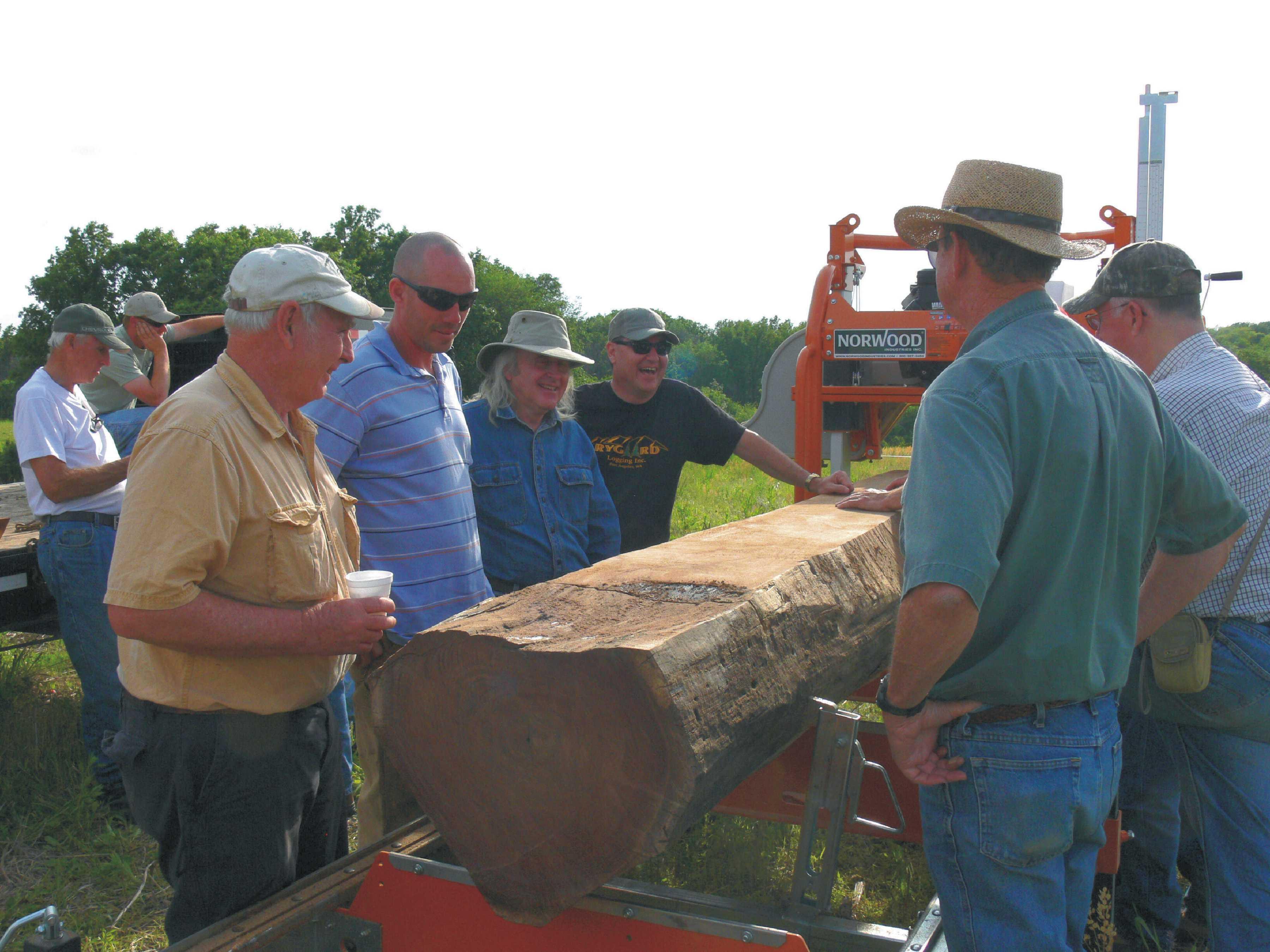 Portable Sawmill Rates