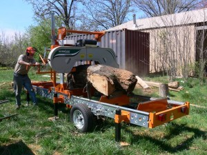 Using your Sawmill to Mill Short Logs