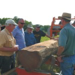 Learning the Sawmill Ropes